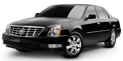 Cadillac DTS Luxury Sedan Car Service