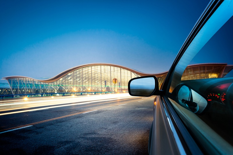Airport Pickup and Drop-Off Car Service in Boston and New England